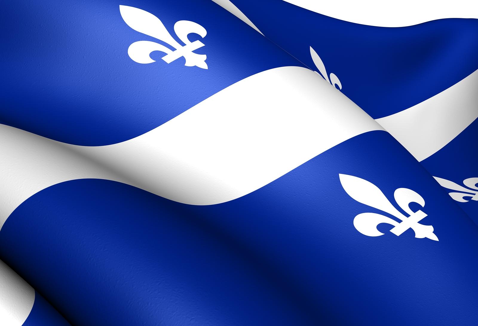 Flag Of Quebec 123visa Immigration Services