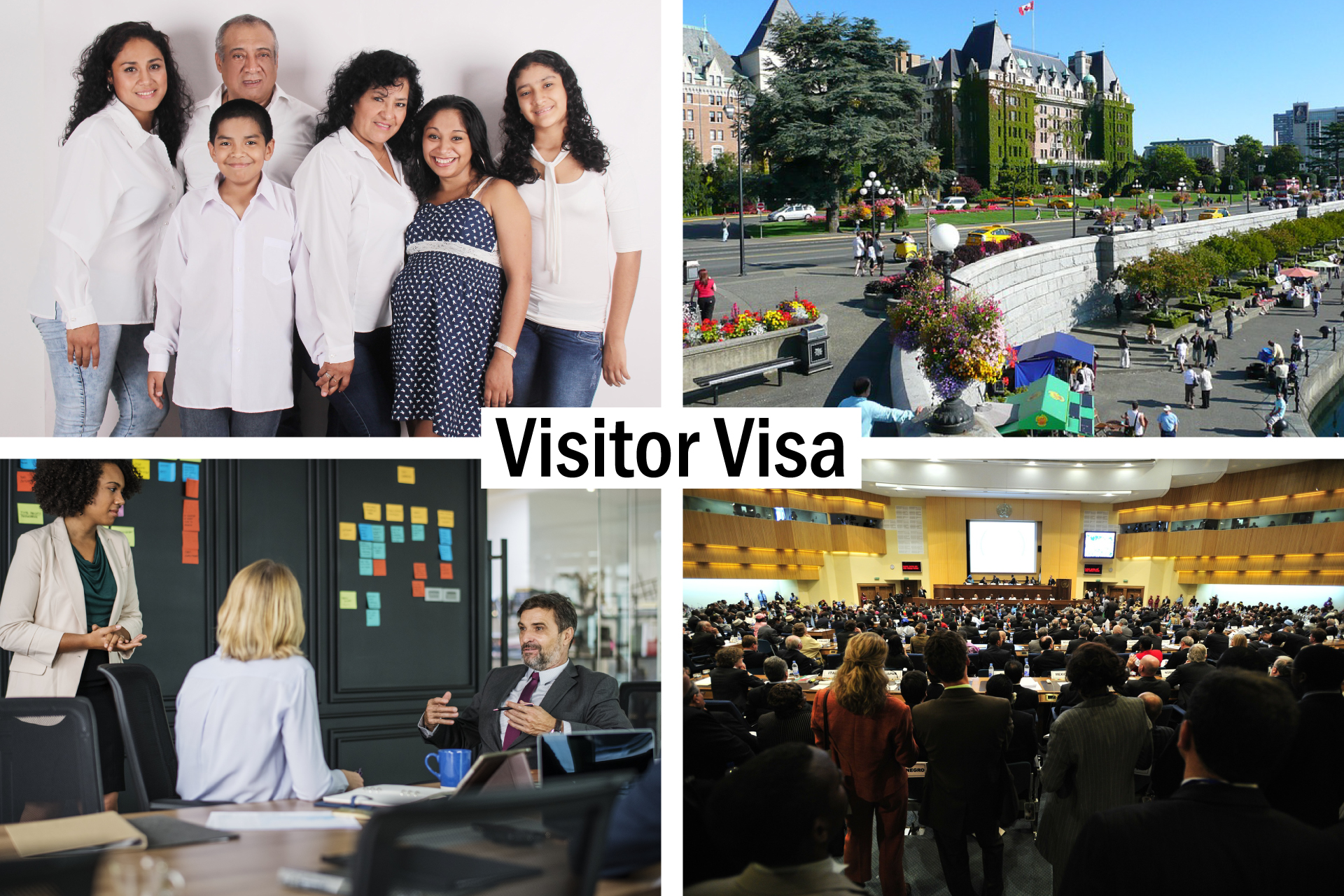 Canadian Visitor Visa